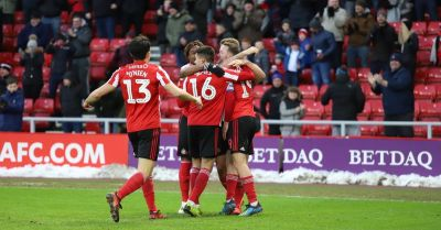Player Ratings & Report: Sunderland 1-0 AFC Wimbledon - It's wasn't pretty but a win is a win ...