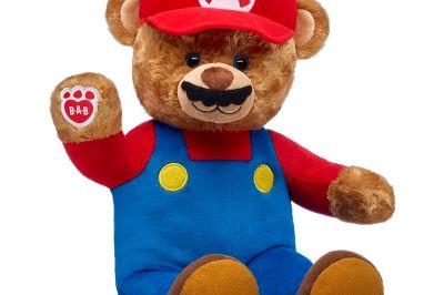 Build-A-Bear's Nintendo collection is an adorable take on Super Mario - Polygon