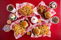 Prissy Freddy S Frozen Custard Steakburgers Denny S Las Vegas Strip Wedding Chapel Dennys Las Vegas Coupons