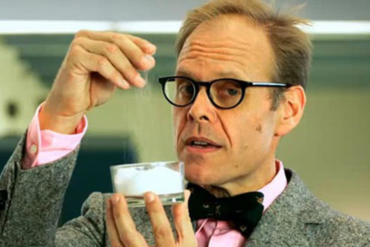 Luxurious Alton Brown Alton Brown Leaves Donuts Goes Eater Sf Alton Brown Twitter Anthony Bourdain nice food Alton Brown Twitter