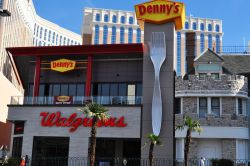 Trendy A Million Addition To Reopens On Strip Eater Vegas Dennys Las Vegas Near Me Dennys Las Vegas Strip Prices Cash Generating Restaurant Has Reopened Early On Part