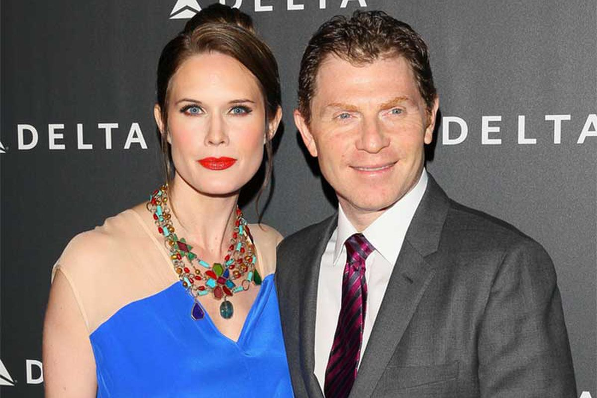 Snazzy Bobby Flay Married Bobby Flay Seafood Pasta Giada March Jb Images Someone Flew A Banner Over Bobby Hollywood Star Giada nice food Giada And Bobby Flay