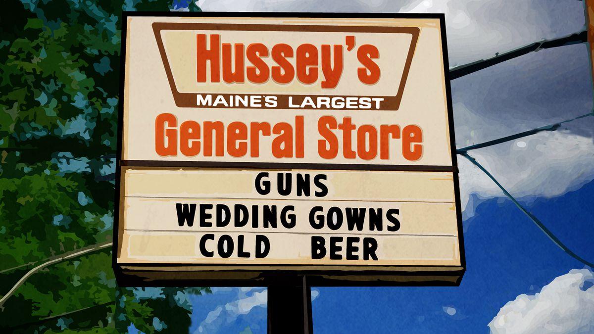 wedding dresses guns beer husseys maine white camo wedding dresses Guns Wedding Gowns Cold Beer