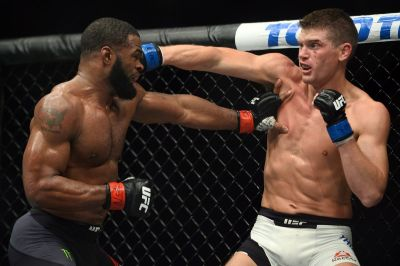 Tyron Woodley says 'gatekeeper' Stephen Thompson will make 'light work' of Darren Till ...