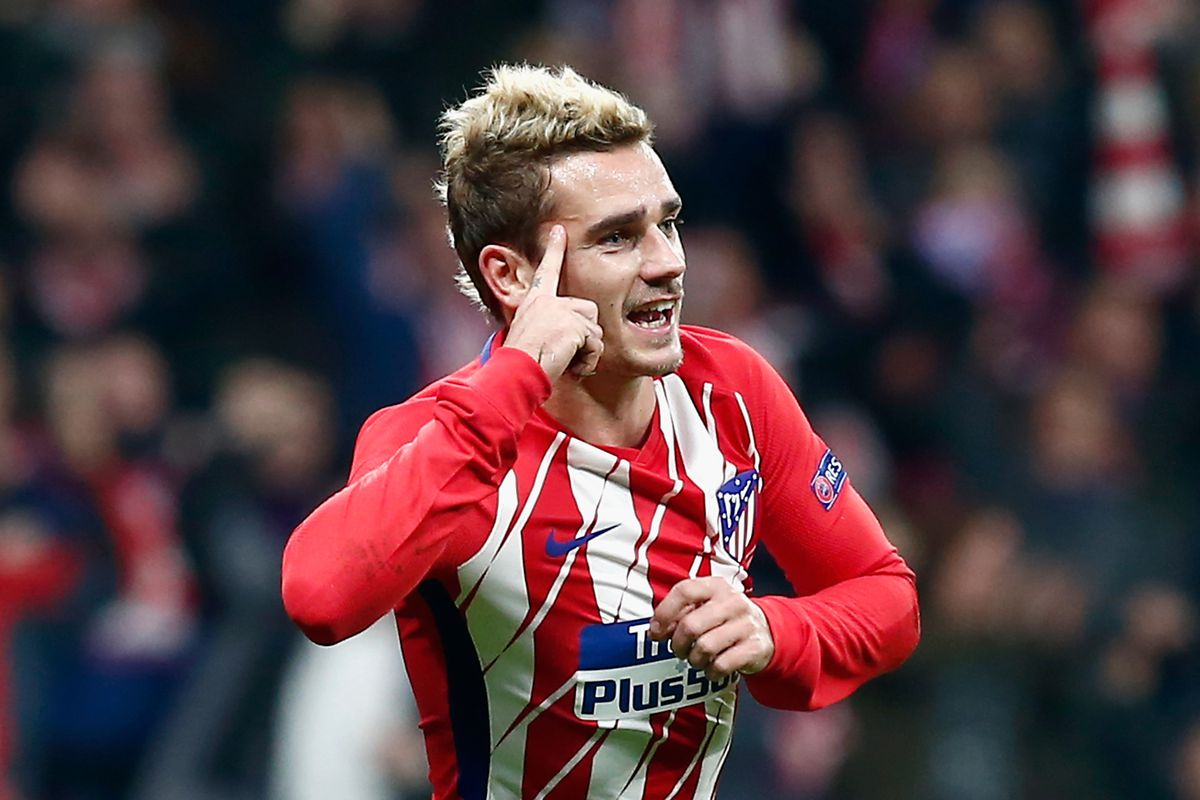 Antoine Griezmann says he ll never join Arsenal   The Short Fuse Photo by Gonzalo Arroyo Moreno Getty Images  Atletico Madrid s star forward Antoine  Griezmann