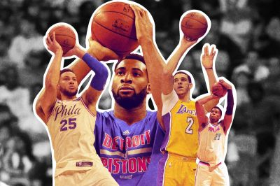 These Four NBA Players Want You to Know They Can Shoot Now - The Ringer
