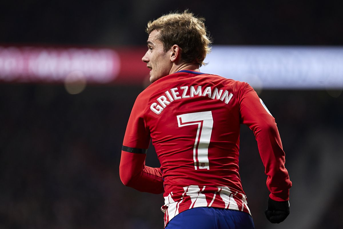 Barcelona issue statement in response to Antoine Griezmann rumours     Photo by fotopress Getty Images