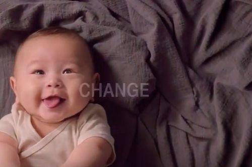 Medium Of Super Bowl Babies Commercial