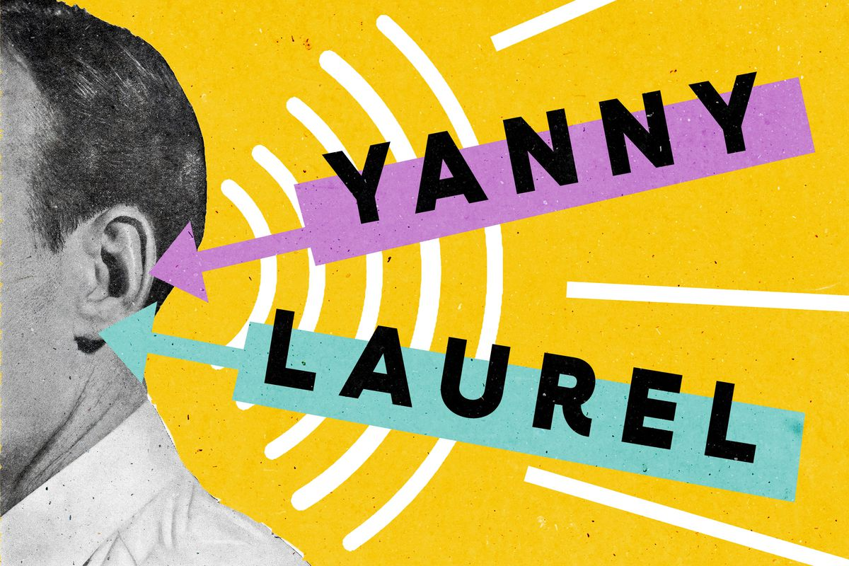 Linguists Explain Why the Yanny vs  Laurel Fight Hurts Your Brain     Getty Images Ringer illustration