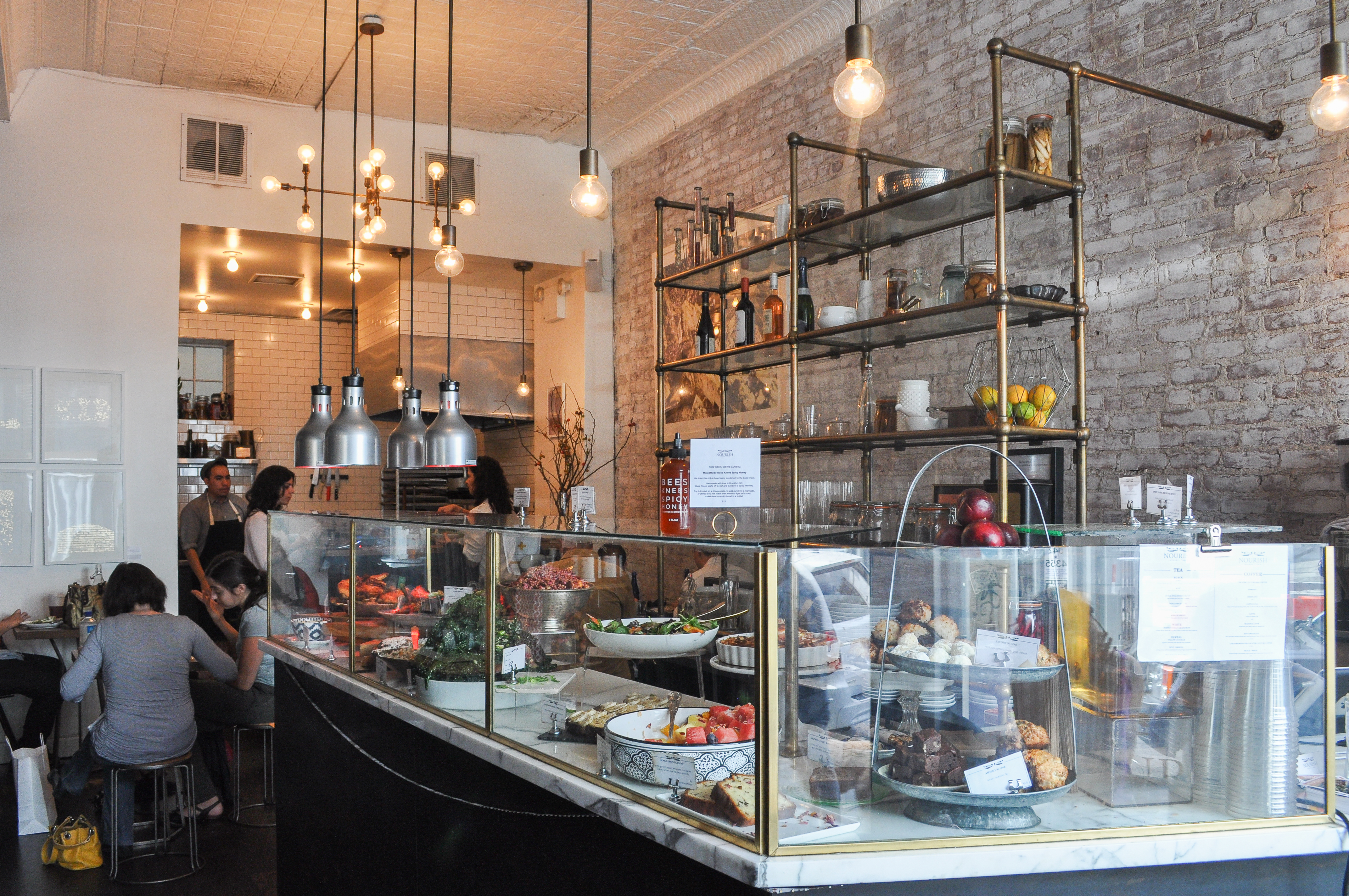 nourish kitchen table a nutritionist approved cafe in the west village kitchen table restaurant And after years of analyzing food she realized Manhattan lacks restaurants that serve sensible healthy but delicious fare Nourish is her contribution to