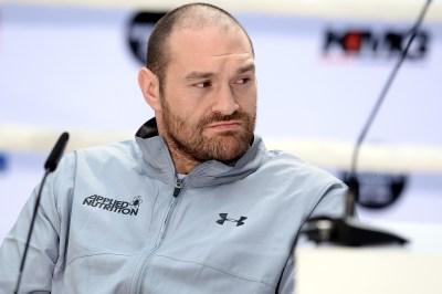 Tyson Fury vs Wladimir Klitschko II - Bad Left Hook