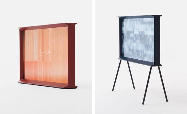 Samsung Serif by Bouroullec brothers