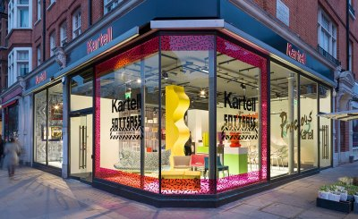 Kartell open Brompton Road store | Wallpaper*