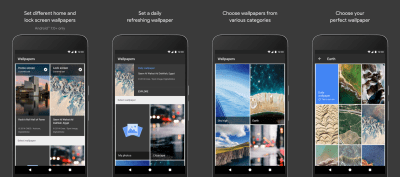 Pixel Launcher and Google Wallpapers Apps Hit the Play Store