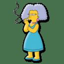 simpsons selma Iconos de Los Simpsons