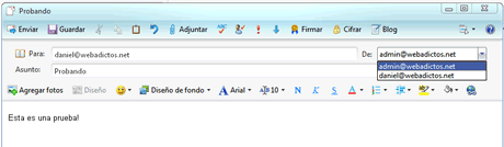 windows live mail 7 Windows Live Mail para revisar varias cuentas de msn al mismo tiempo