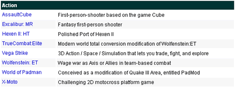 juegos linux gratis Juegos para linux gratis