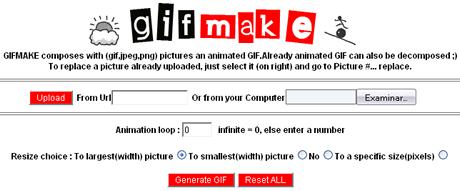 crear animaciones gif Crear animaciones gif online con GIFMAKE
