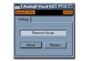 vocal remover Vocal remover, eliminar la voz de mp3
