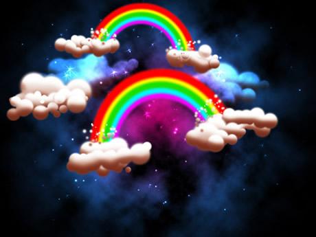 wallpaper arcoiris Wallpapers de arcoiris