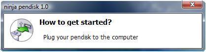 virus usb Virus USB, evitalos con Ninja Pendisk