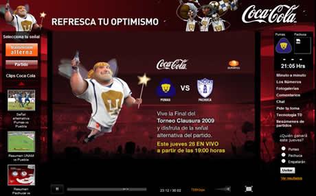 final pumas vs pachuca Final futbol mexicano clausura 2009 en vivo