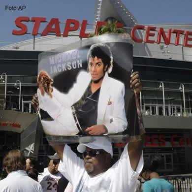 funeral michael jackson Tributo a Michael Jackson en vivo Staples Center