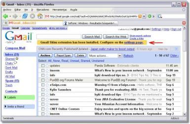 Gmail Gmail Sigue Aumentando Su Número De Usuarios