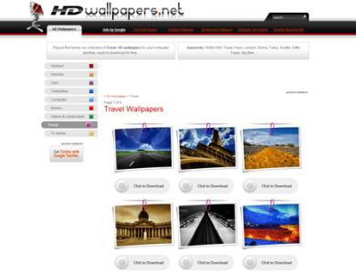 Imagen De HDwallpapers Cambia El Wallpapers De Tu Escritorio Con HD Wallpapers