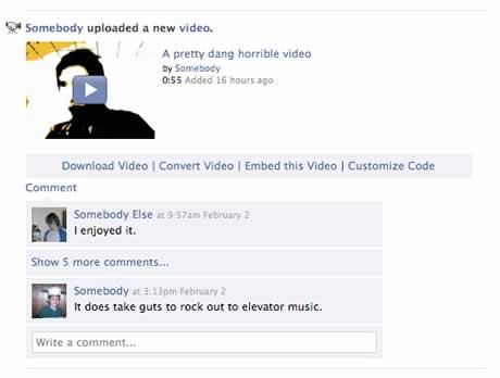 download facebook videos Descargar videos de Facebook con Facebook Video y Firefox