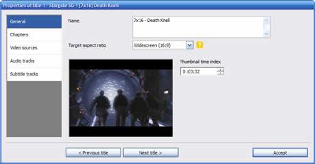 dvd flick crear dvds Crear dvds con DVD Flick