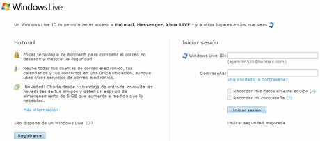 msn hotmail Abrir correo hotmail, hotmail.com