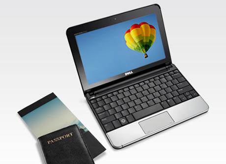dell inspiron mini 3G Dell inspiron mini 10 con 3G integrado disponible en Telcel