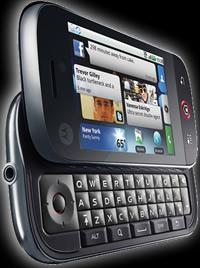 dext motorola android Motorola Dext con tecnología Motoblur