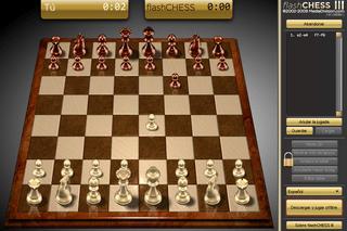 Ajedrez juego online, flashCHESS III