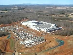 idatacenter Impresionante centro de servidores de Apple