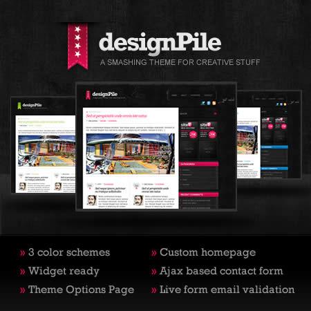themes wordpress gratis Themes wordpress gratis, designPile