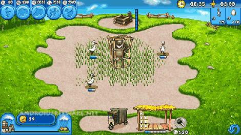 farmville celulares Juegos para celular, Farm Frenzy