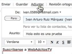 Como adjuntar archivos en un correo electronico 2 Como adjuntar archivos o fotos en un correo electrónico