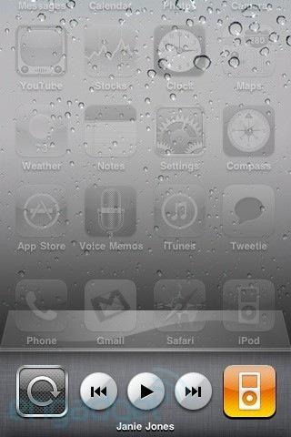 2010 05 04iphoneo4 La beta 3 del iPhone OS 4 trae nuevos controles para el iPod