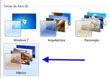 Temas Ocultos 3 Como sacar los temas ocultos de Windows 7