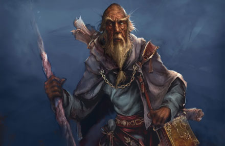 deckard cain Diablo 3, pack de voces para GPS por Deckard Caín