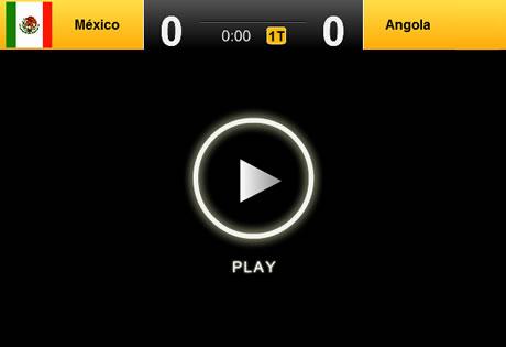 mexico angola en vivo Mexico vs Angola en vivo por internet