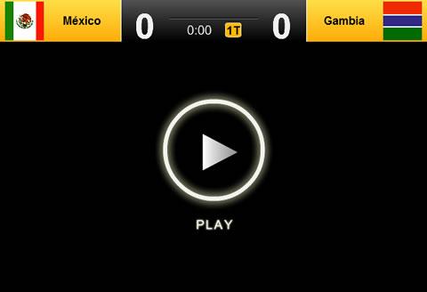 mexico gambia internet Mexico vs Gambia en vivo