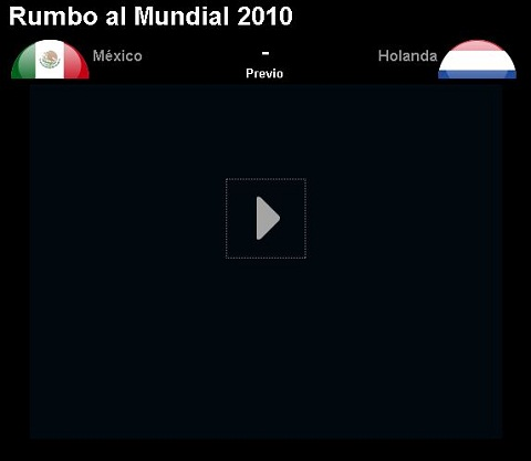mexico holanda en vivo Mexico vs Holanda en vivo