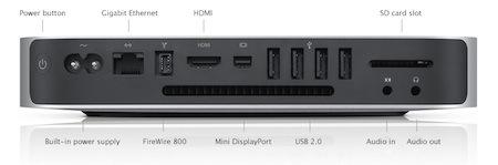 Nuevo Mac mini jun 10 tras Apple renueva la Mac Mini