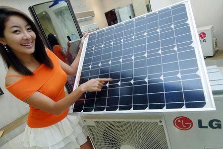 aire acondicionado con paneles solares Aires Acondicionados con paneles solares