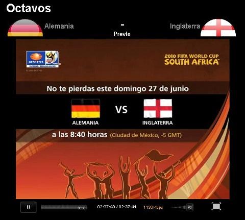 alemania inglaterra en vivo mundial Alemania vs Inglaterra en vivo