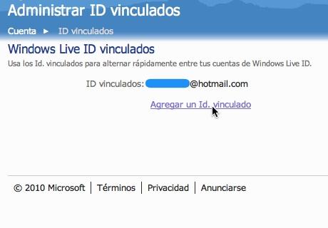 correo hotmail varias cuentas 2 Como usar varias cuentas de correo hotmail en una sola