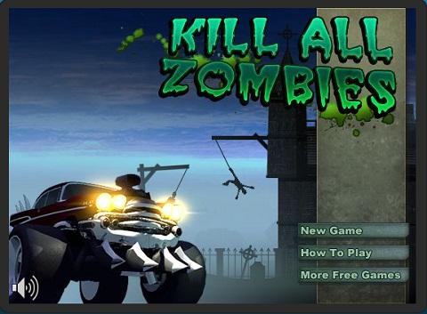 juegos de carros kill all zombies Juegos de carros, Kill All Zombies
